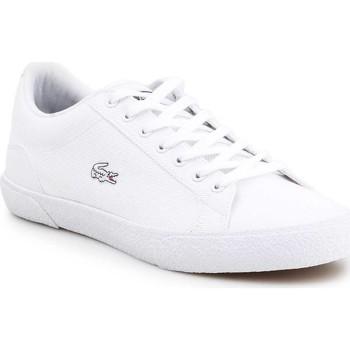 Boty Muži Nízké tenisky Lacoste Lerond 7-38CMA005621G white