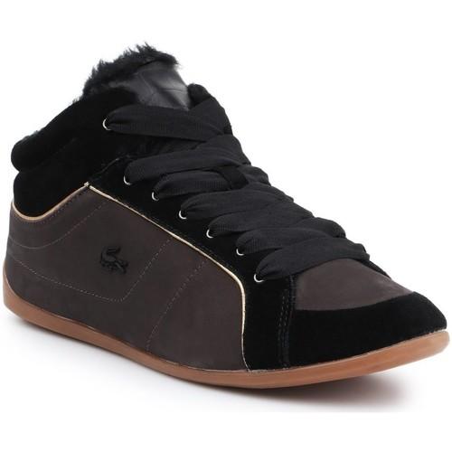 Boty Ženy Kotníkové tenisky Lacoste Missano MID 7-26SRW42072B6 black