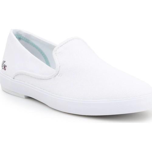Boty Ženy Street boty Lacoste Cherre 7-31CAW0106001 white