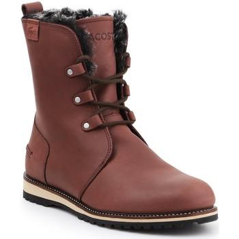 Boty Ženy Kotníkové boty Lacoste Baylen 7-30SRW4100078 brown