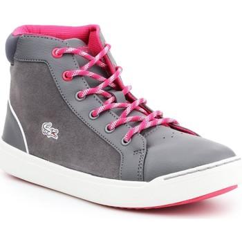 Boty Ženy Kotníkové tenisky Lacoste Explorateur MID 7-32CAJ1001248 grey, pink