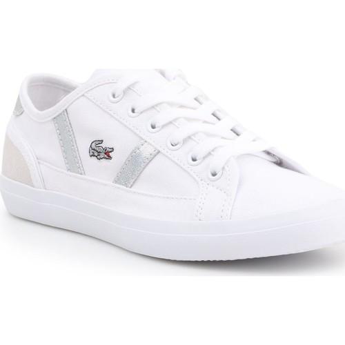 Boty Ženy Nízké tenisky Lacoste Sideline 7-37CFA004321G white