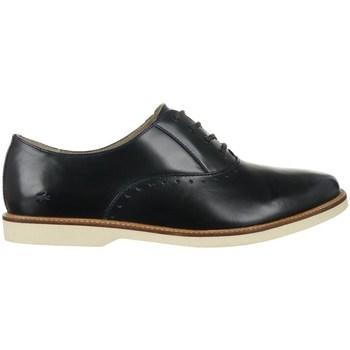Boty Ženy Šněrovací společenská obuv Lacoste Rene Prep 5 Černé