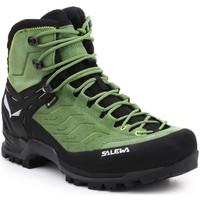 Boty Muži Pohorky Salewa Salomon MS MTN Trainer MID GTX 63458-5949 black, green