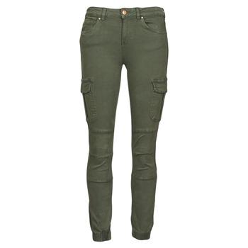 Textil Ženy Cargo trousers  Only ONLMISSOURI Khaki