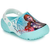 Boty Dívčí Pantofle Crocs CROCSFL OL DISNEY Modrá