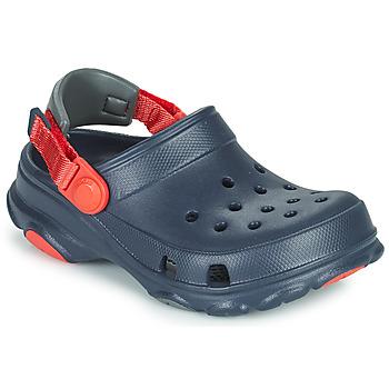 Boty Děti Pantofle Crocs CLASSIC ALL-TERRAIN CLOG K Modrá