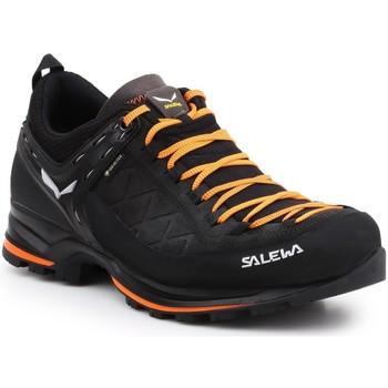 Boty Muži Pohorky Salewa MS MTN Trainer 2 GTX 61356-0933 black, orange