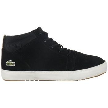 Boty Ženy Kotníkové boty Lacoste Ampthill Chukka 417 1 Caw Černé