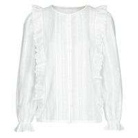 Textil Ženy Halenky / Blůzy Betty London NIAMAIM Bílá