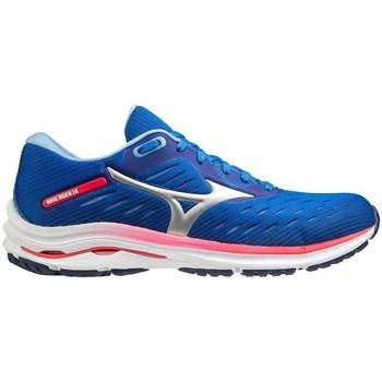 Boty Ženy Běžecké / Krosové boty Mizuno Wave Rider 24 Modré