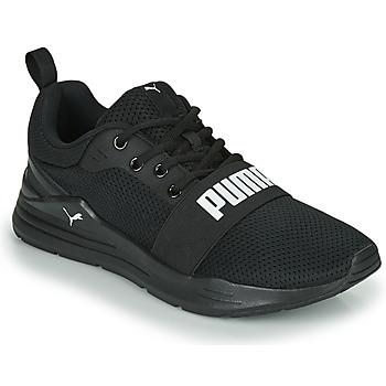 Boty Muži Nízké tenisky Puma WIRED Černá