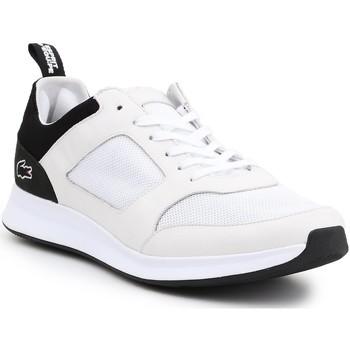 Boty Muži Nízké tenisky Lacoste Joggeur 217 1 G 7-33TRM1004147 white, beige, black