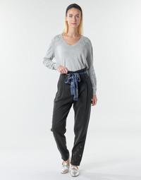 Textil Ženy Turecké kalhoty / Harémky Desigual CHARLOTTE Černá