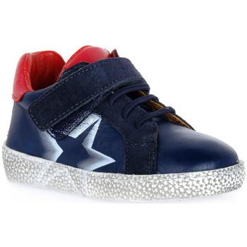 Boty Chlapecké Kotníkové boty Grunland BLU NOON Blu
