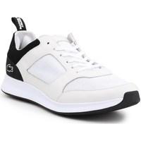 Boty Muži Nízké tenisky Lacoste Joggeur Bílé,Černé