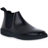 Boty Muži Kotníkové boty Frau PONCHO NERO Nero