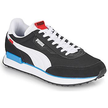 Boty Muži Nízké tenisky Puma FUTURE RIDER PLAY ON Černá / Bílá