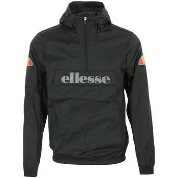 Textil Muži Větrovky Ellesse Acera Jacket Černá