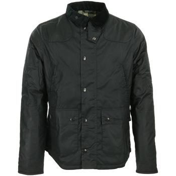 Textil Muži Parky Barbour Reelin Wax Jacket Černá