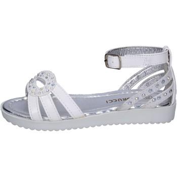 Boty Dívčí Sandály Fiorucci Sandály BK504 Bílý