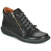 Boty Ženy Kotníkové boty Casual Attitude NELIO Černá