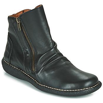 Boty Ženy Kotníkové boty Casual Attitude NELIOO Černá