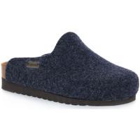 Boty Muži Pantofle Grunland HOLA BLU Blu