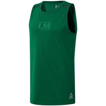 Textil Muži Tílka / Trička bez rukávů  Reebok Sport Les Mills Performance Zelené