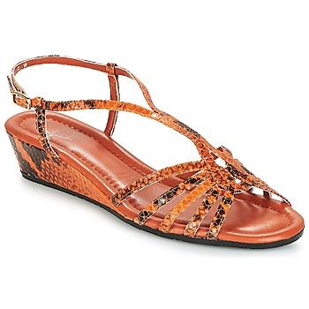 Boty Ženy Sandály Amalfi by Rangoni NAMIBIAPRT Oranžová