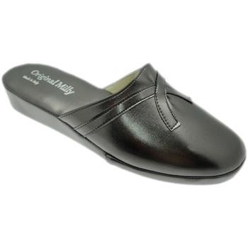 Boty Ženy Pantofle Milly MILLY2200pio grigio