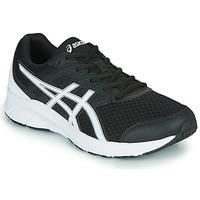 Boty Muži Běžecké / Krosové boty Asics JOLT 3 Černá / Bílá
