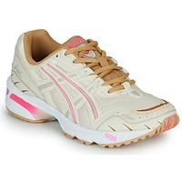 Boty Ženy Nízké tenisky Asics 1090 Bílá / Růžová / Zlatá