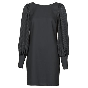 Textil Ženy Krátké šaty Naf Naf  Černá