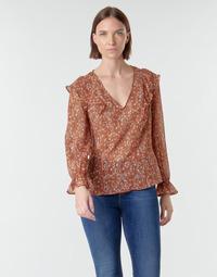 Textil Ženy Halenky / Blůzy Naf Naf  Vícebarevná