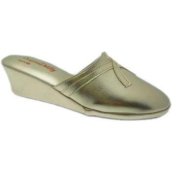 Boty Ženy Pantofle Milly MILLY2000oro blu