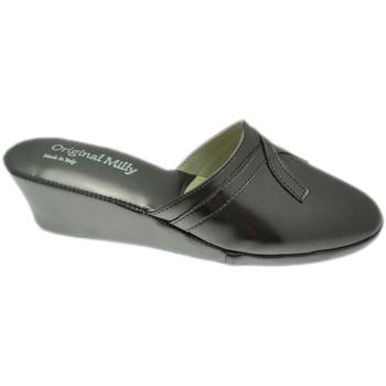 Boty Ženy Pantofle Milly MILLY2000pio grigio