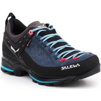 Boty Ženy Nízké tenisky Salewa WS Mtn Trainer 2 Gtx Černé,Tmavomodré