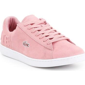 Boty Ženy Nízké tenisky Lacoste Carnaby EVO 318 4 7-36SPW001213C pink