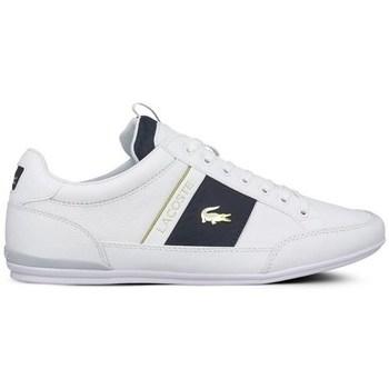 Boty Muži Nízké tenisky Lacoste Chaymon Bílé,Černé