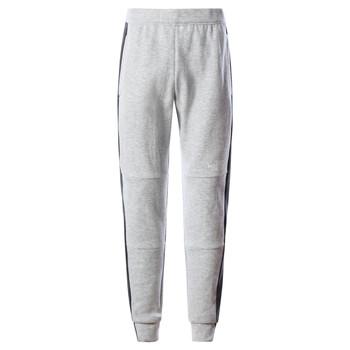 Textil Chlapecké Teplákové kalhoty The North Face SLACKER PANT Šedá