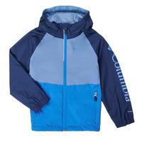 Textil Chlapecké Bundy Columbia DALBY SPRINGS JACKET Modrá