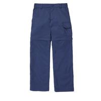 Textil Dívčí Kapsáčové kalhoty Columbia SILVER RIDGE IV CONVTIBLE PANT Tmavě modrá