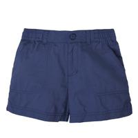 Textil Dívčí Kraťasy / Bermudy Columbia SILVER RIDGE SHORT Tmavě modrá