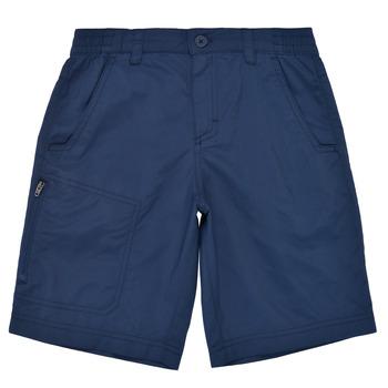 Textil Chlapecké Kraťasy / Bermudy Columbia SILVER RIDGE SHORT Tmavě modrá