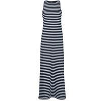 Textil Ženy Společenské šaty Superdry JERSEY MAXI DRESS Modrá