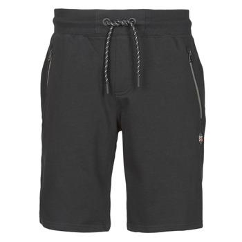 Textil Muži Kraťasy / Bermudy Superdry COLLECTIVE SHORT Černá