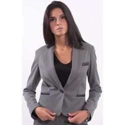 Textil Ženy Saka / Blejzry Fracomina F120W07030W060F6 Bezbarvý