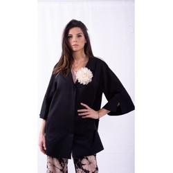 Textil Ženy Kabáty Persona By Marina Rinaldi TIBET Bezbarvý