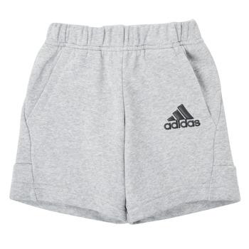 Textil Chlapecké Kraťasy / Bermudy adidas Performance B BOS SHORT Šedá